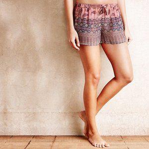 GYPSY 05 Silk PJ Shorts | Beach Coverups
